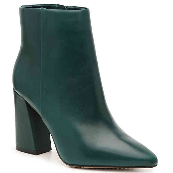 """Vince Camuto Shoes - Vince Camuto Leather Booties (New) 3¾"""" Heel"""